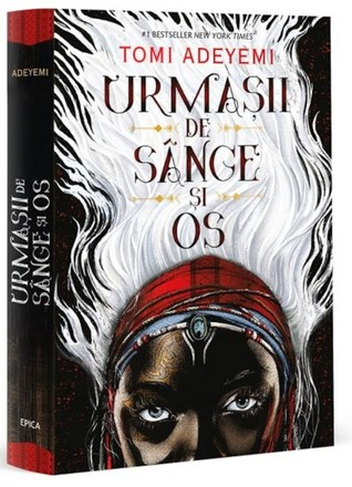 Urmașii de Sânge și Os by Tomi Adeyemi