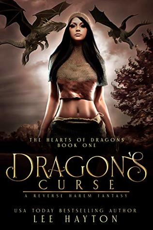 Dragon's Curse: A Reverse Harem Fantasy (The Hearts of Dragons Book 1)