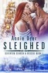 Sleighed (Severton Search & Rescue, #1)