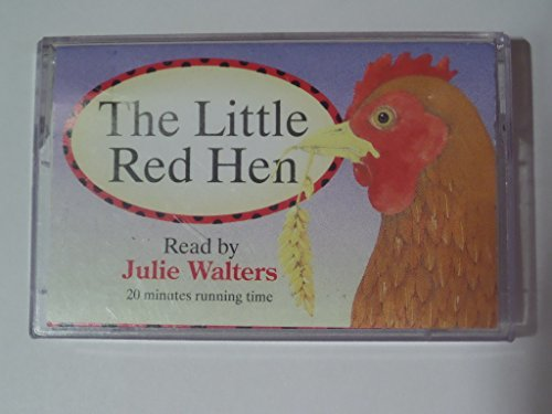 The Little Red Hen Book & Tape Pack