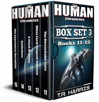The Human Chronicles Saga Box Set #3 (The Human Chronicles Saga Box Sets)