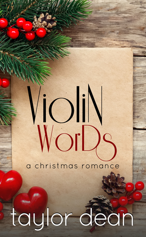Violin Words (A Christmas Romance)