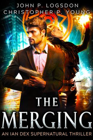 The Merging (Las Vegas Paranormal Police Department #1)
