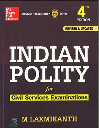 Indian Polity 4th Edition (Old Edition)