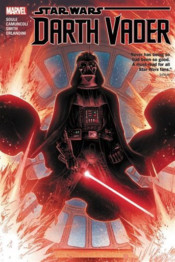 Star Wars: Darth Vader, Dark Lord of the Sith, Book One