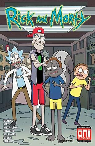 Rick and Morty #43
