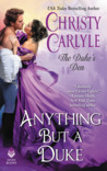 Anything But a Duke (Duke's Den, #2)
