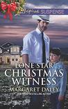 Lone Star Christmas Witness (Lone Star Justice #5)