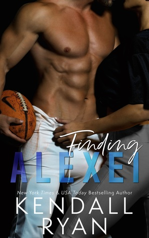 Finding Alexei Book Cover