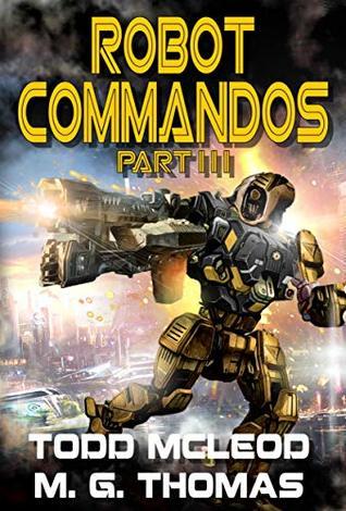 Robot Commandos: Operation Scimitar