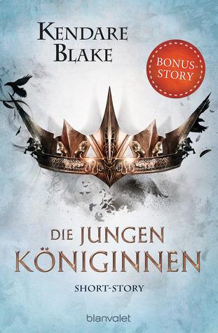 Die jungen Königinnen (Der schwarze Thron, #0.2)