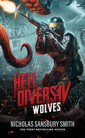 Wolves (Hell Divers, #4)