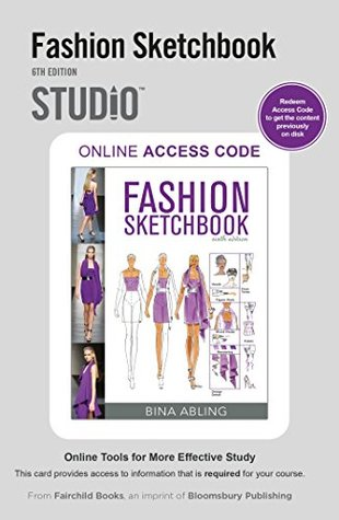 Fashion Sketchbook: Studio Access Card