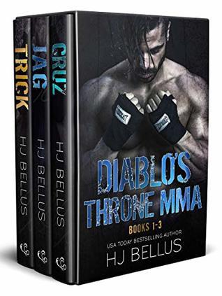 Diablo's Throne MMA Books 1-3
