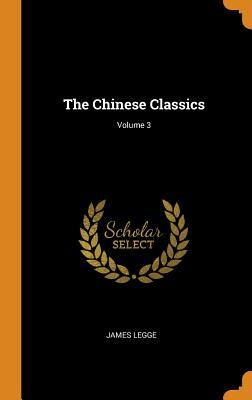 The Chinese Classics; Volume 3