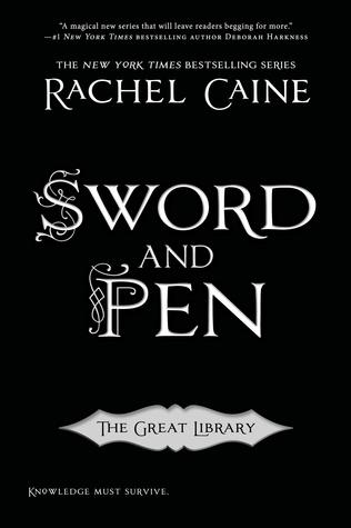 Sword and Pen (The Great Library #5)
