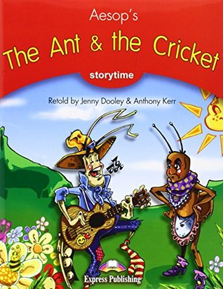 The Ant & the Cricket Set with Multi-rom Pal