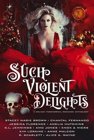 Such Violent Delights by S.L. Jennings