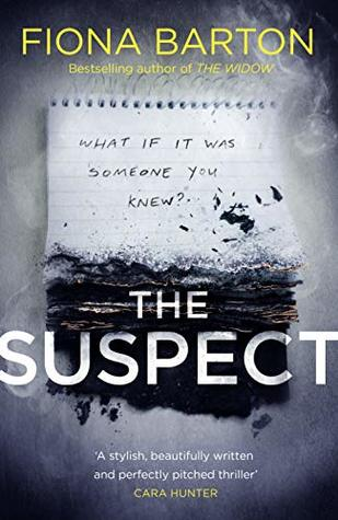 The Suspect (Kate Waters #3)