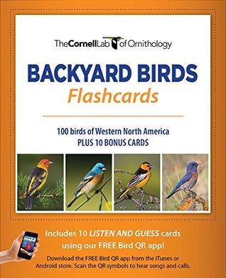 Bird Id Flash Cards (Western Na)