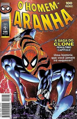 Homem-Aranha 1ª Série - n° 186