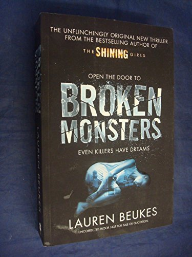Broken Monsters Export Ai Tpb