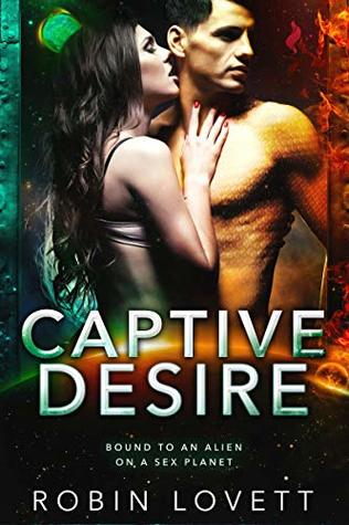 Captive Desire by Robin Lovett