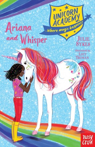 Ariana and Whisper