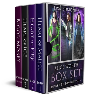 Alice Worth Box Set (Books 1 - 3 and Bonus Novella)