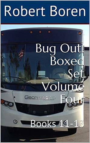 Bug Out! Boxed Set Volume Four: Books 11-13