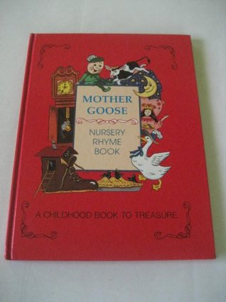 Mother Goose Nursery Rhyme Book