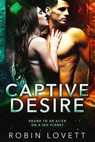 Captive Desire by Robin Lovett