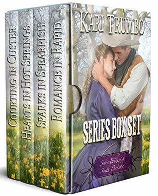 Seven Brides of South Dakota Series 4-7 (Seven Brides of South Dakota Box Set Book 2)