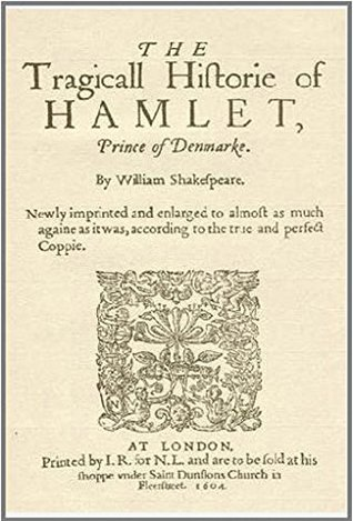 Shakespeare's Hamlet, the 2nd Quarto of 1604/5 in Facsimile