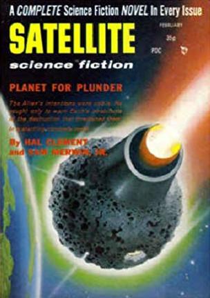 Satellite Science Fiction, February 1957