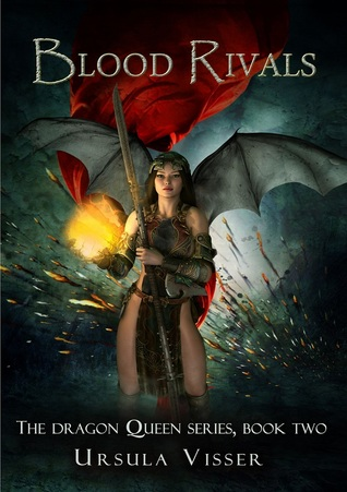 Blood Rivals (The Dragon Queen #2)