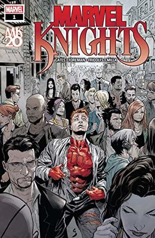 Marvel Knights: 20th (2018-) #1 (of 6) by Donny Cates