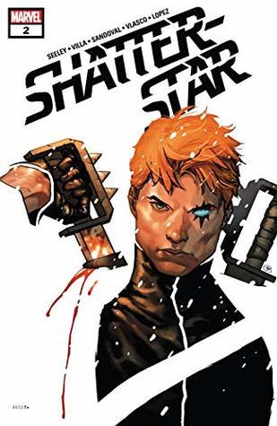 Shatterstar (2018-2019) #2
