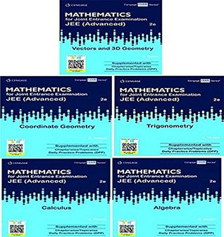 Cengage Maths Set Of 5 Books 2019