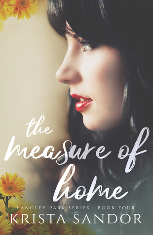 The Measure of Home by Krista Sandor