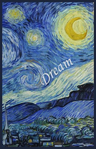 Dream: Starry Night - Vincent van Gogh Journal