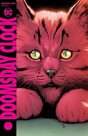 Doomsday Clock #8: Save Humanity