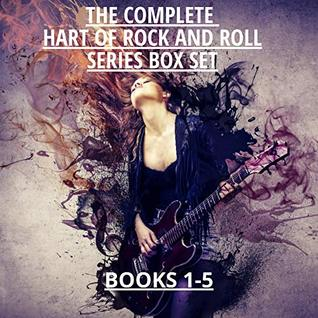 The-Complete-Hart-of-Rock-and-Roll-Series-Box-Set-Books-1-5-Mary-J-Williams