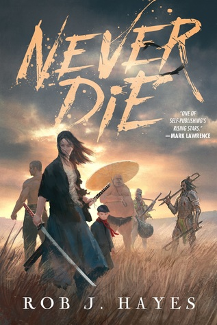 Image result for never die rob hayes