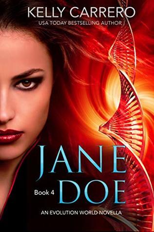 Jane Doe: Book 4 (An Evolution World Novella Series)