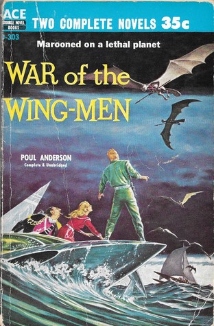 Image result for Poul Anderson: War of the Wing-Men.