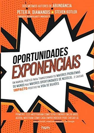 Oportunidades Exponenciais (Em Portuguese do Brasil)