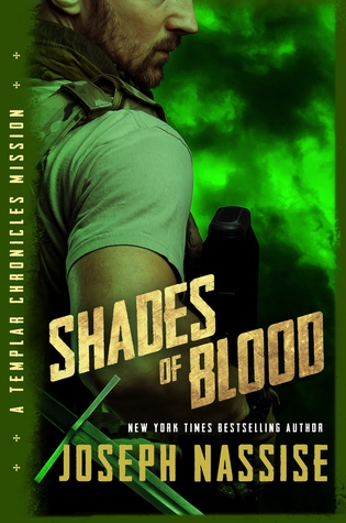 Shades of Blood (Templar Chronicles #0.5; The Templar Chronicles Missions #1)