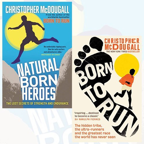 Christopher McDougall Collection 2 Books Bundle