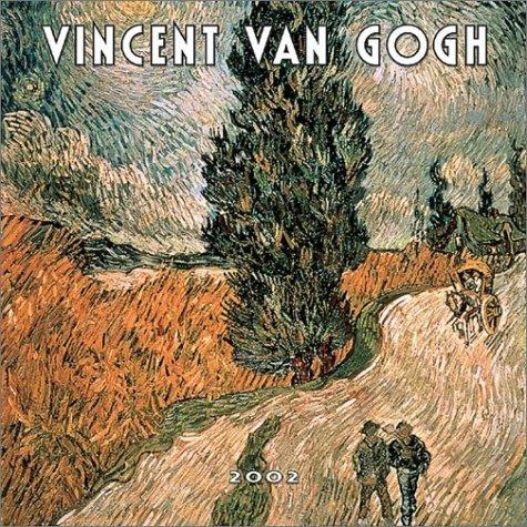 Vincent Van Gogh: 2002 Mini Wall Calendar